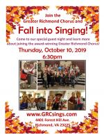 We Want You to Fall Into Singing!